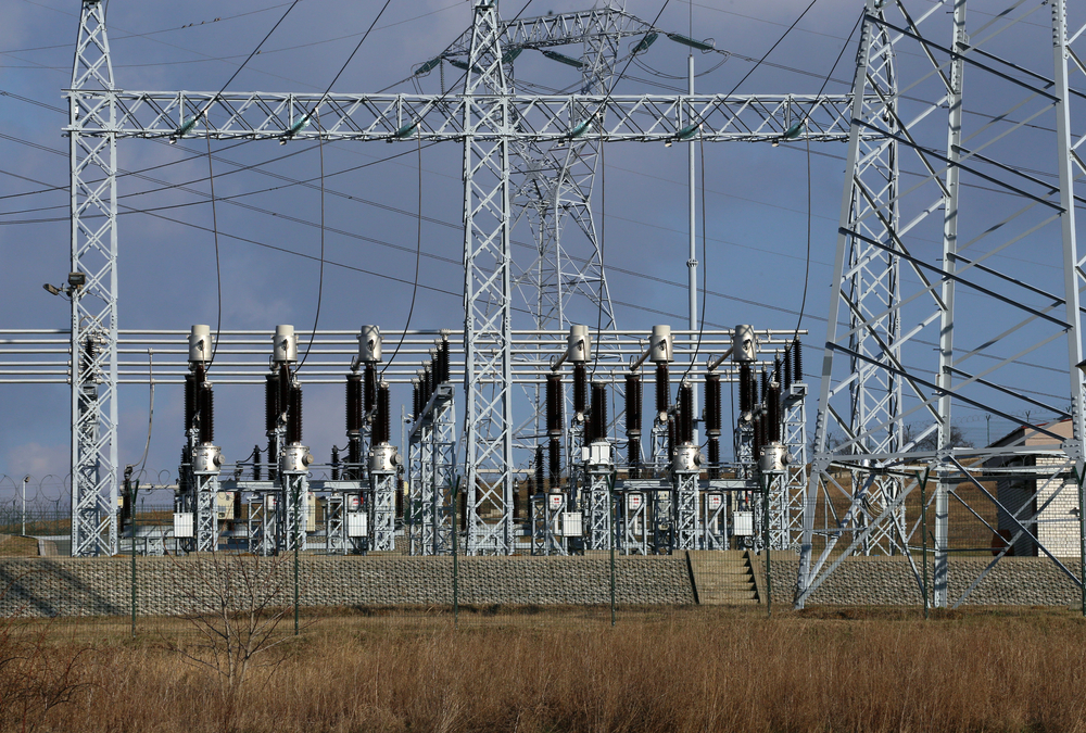 An electric power station for remote utility security - Mobile Surveillance Unit Use